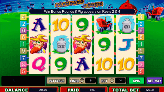 Barnyard Boogie Slot Game Overview for Beginners