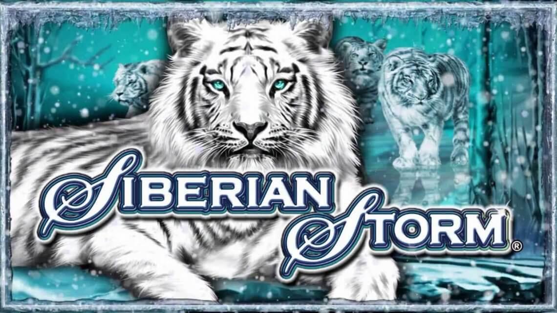 IGT Mega Jackpots Siberian Storm Online Slot Reviewed
