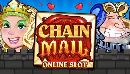 Chain Mail Microgaming Online Slots Game