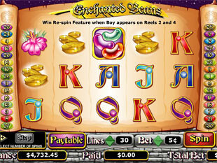 Enchanted Beans Slot Review