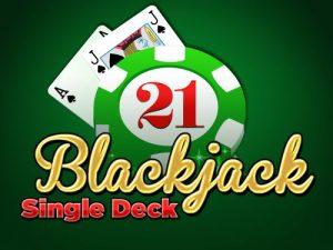 Single Deck MH – Online Blackjack by Play n Go